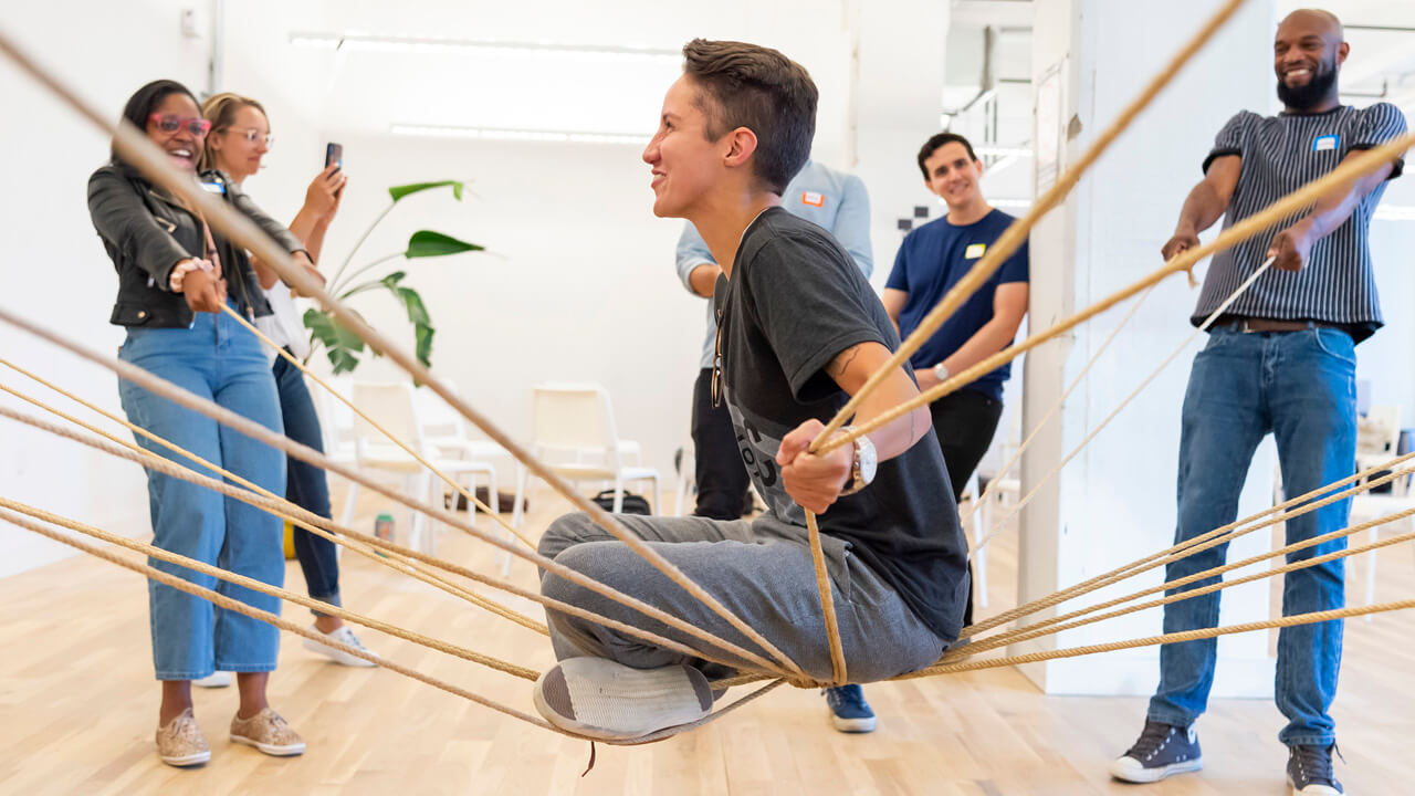 Embodied Learning Tommaso Lana Experiential Team-Building Corporate