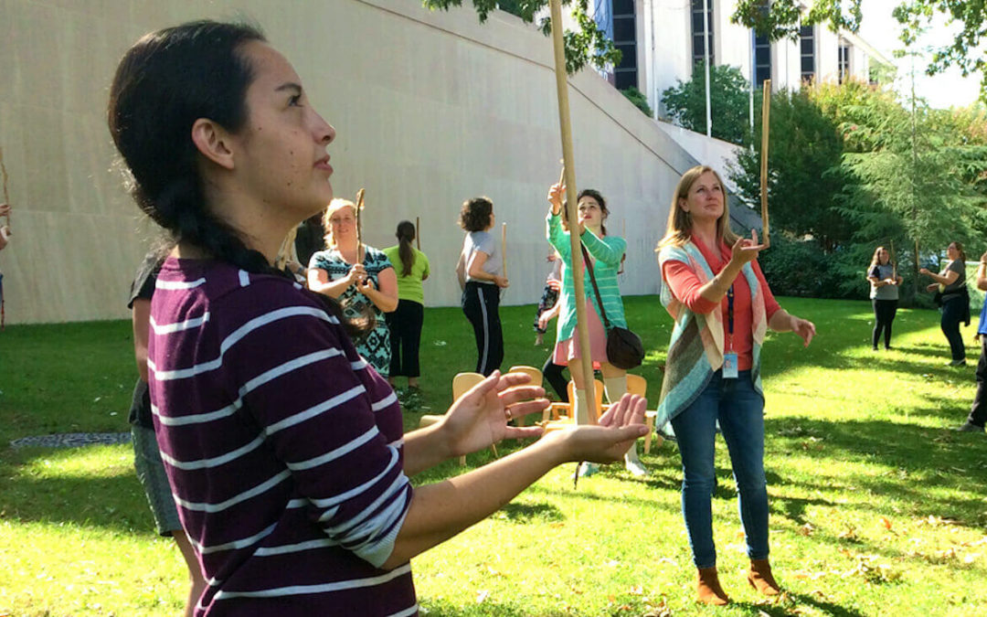 The Smithsonian Case Study – Embodied Learning's Engaging and Hands-on Professional Development for Educators