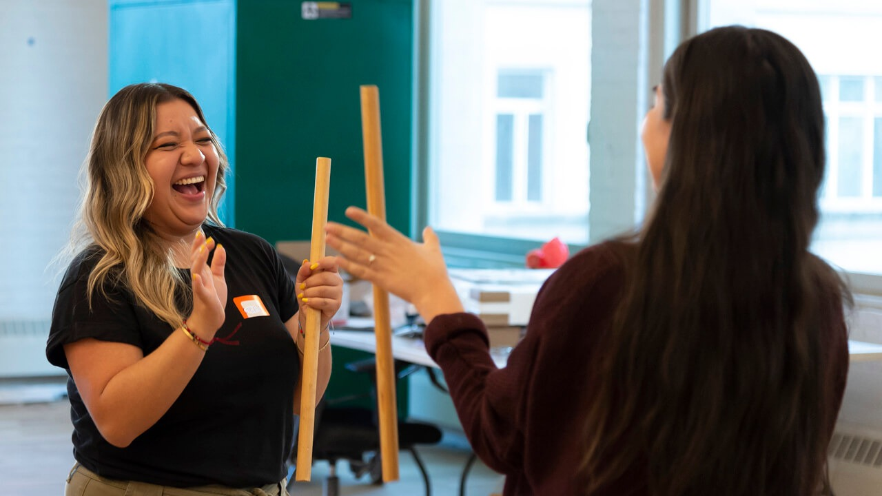 Experiential Team Building Activity | Embodied Learning - Tommaso Lana