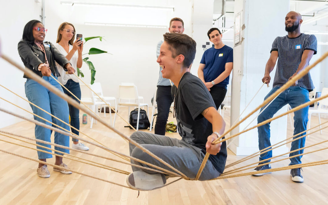 Why Experiential Team Building is Critically Important before Returning to the Office